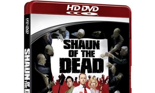 Shaun of the Dead HD-DVD