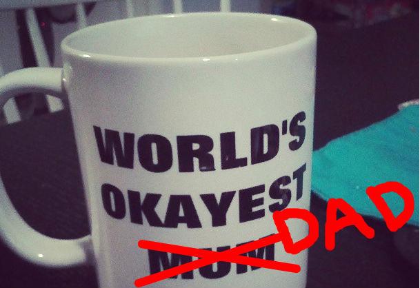 World's OKest Dad