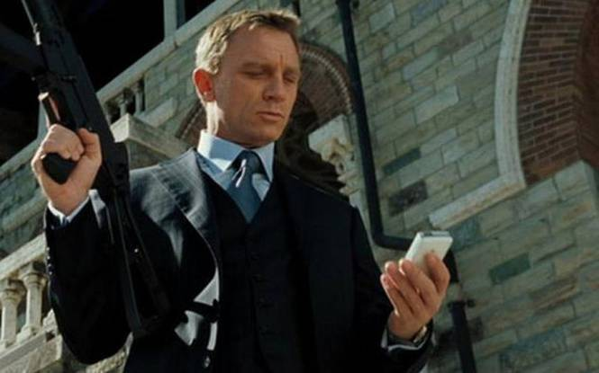 bond phone