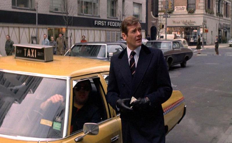 bond taxi