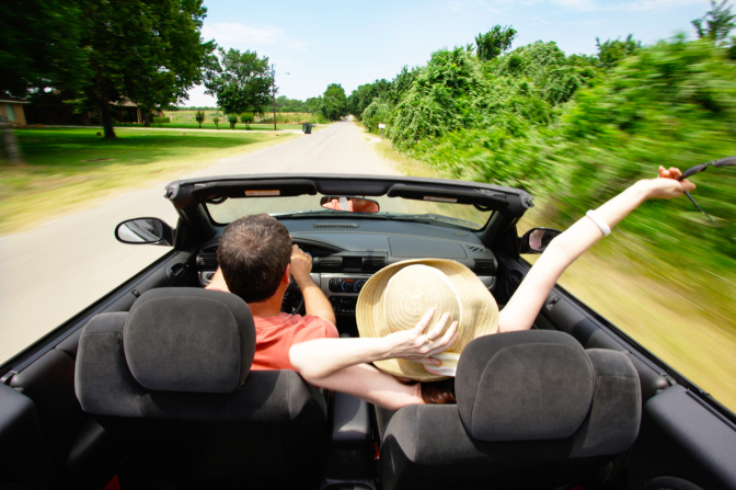 Weekend Drive