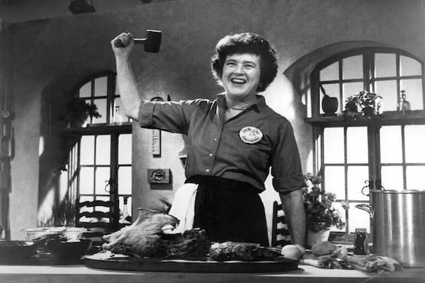 Julie Child kitchen